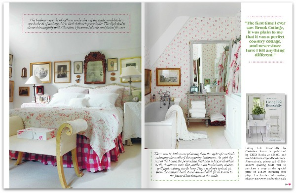 Heart Home magazine August 2014 - Living Life Beautifully