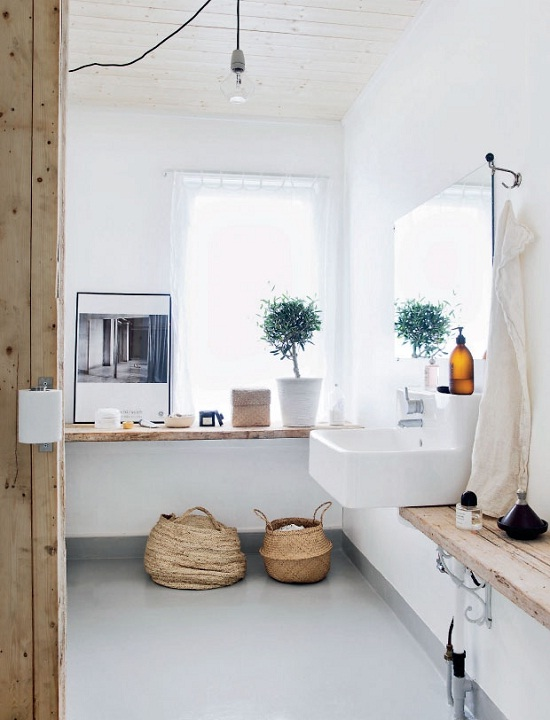 The home of photographer and stylist Line Kay in Oslo [1]