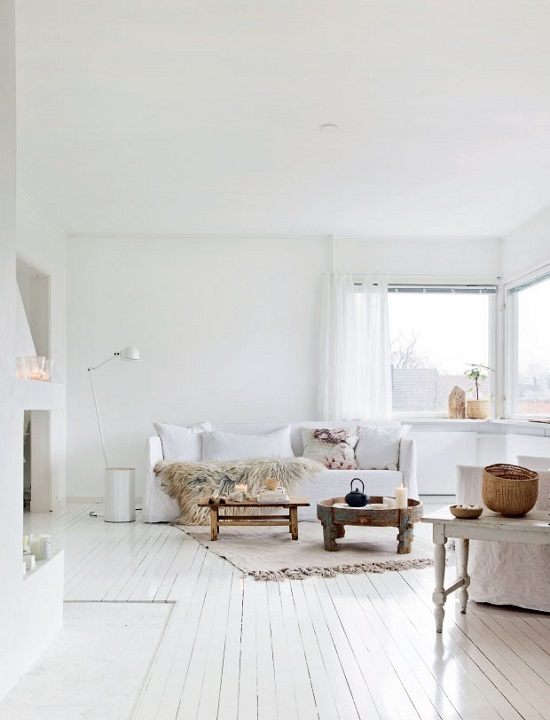 The home of photographer and stylist Line Kay in Oslo [2]