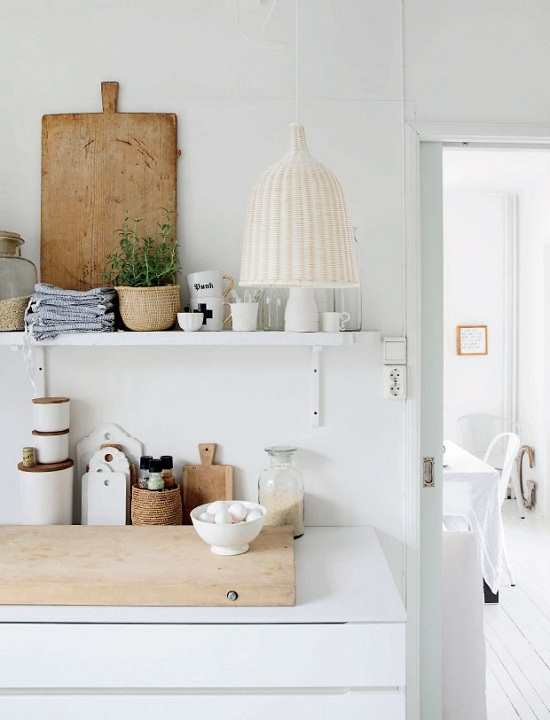 The home of photographer and stylist Line Kay in Oslo [5]
