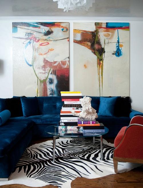corner sofa via Houzz