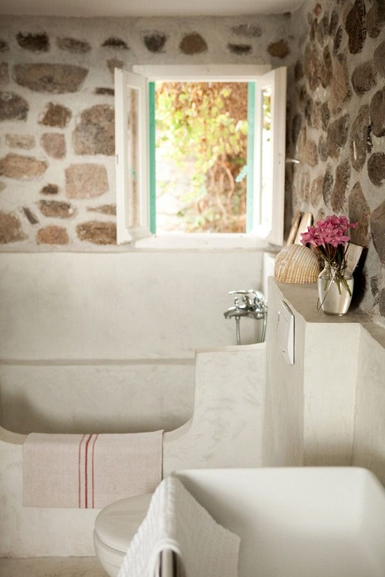 A Greek Island Guesthouse photographed by Carla Coulson [5]