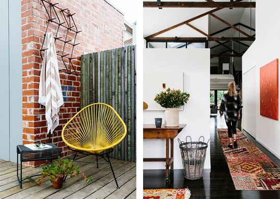 A warehouse conversion via Est Mag [3]