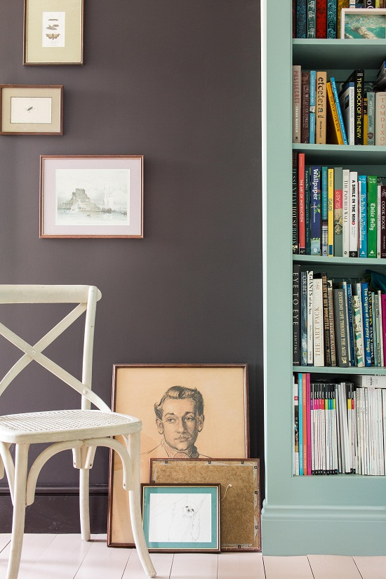 Farrow and Ball paint colours 2015 - Tanners Brown