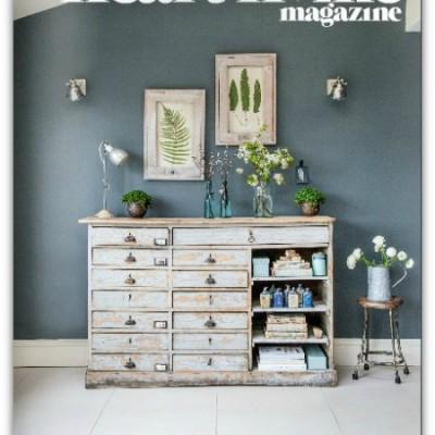 Heart Home magazine - September 2014
