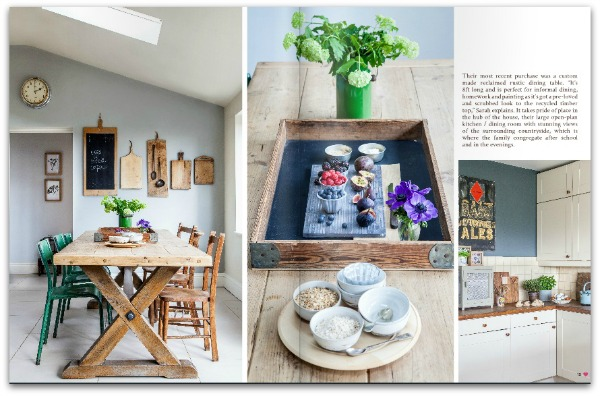 Heart Home magazine - September 2014 - Sarah Wilkie Home Feature