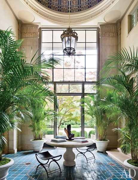 Orangery via Architectural Digest