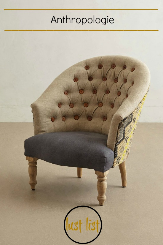 Anthropologie Kalver Armchair £658