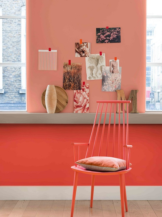 Dulux Colour of the Year 2015 - Copper Blush [1]