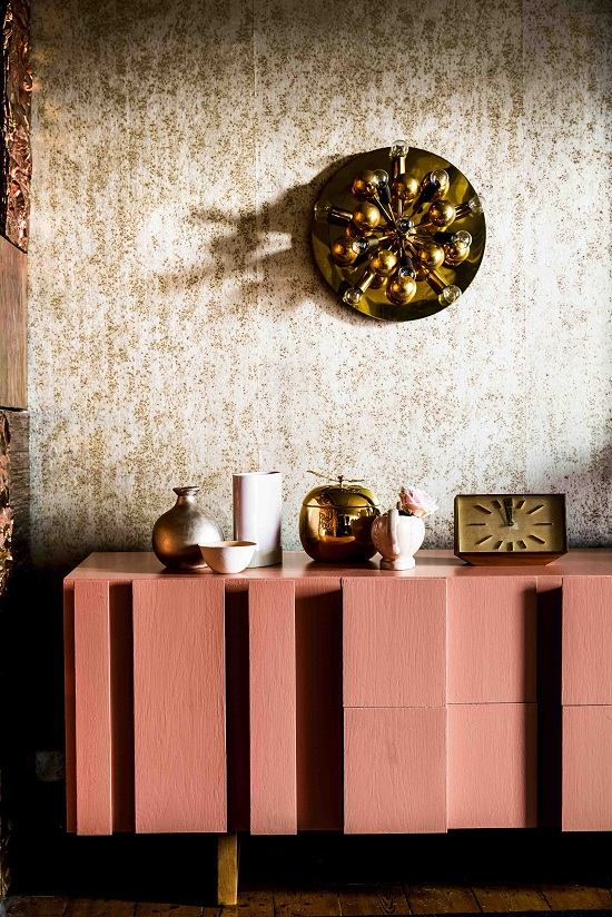 Dulux Colour of the Year 2015 - Copper Blush