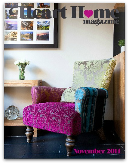 Heart Home magazine - November 2014