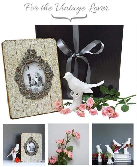 Mia Fleur Gift Boxes - For the vintage lover