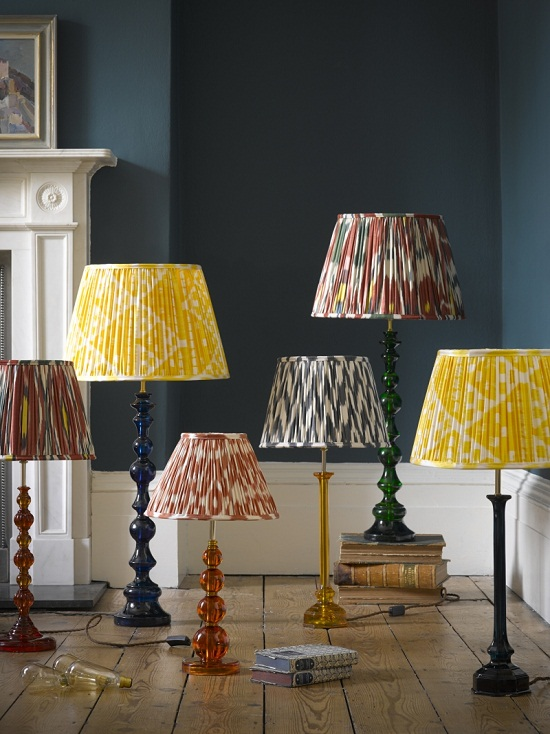 Pooky Lamps - resin range