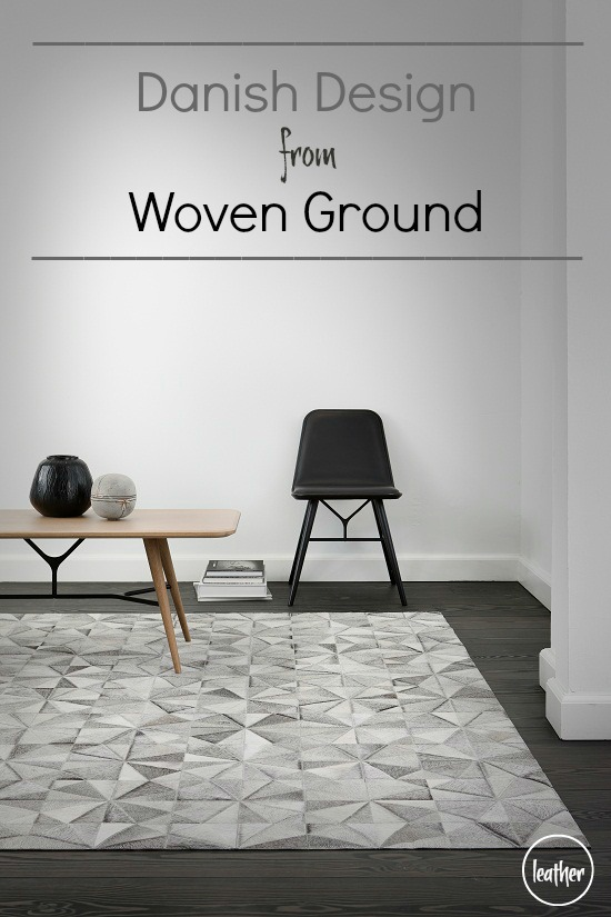 WovenGround Jasmine by Linie Design in grey (lifestyle)