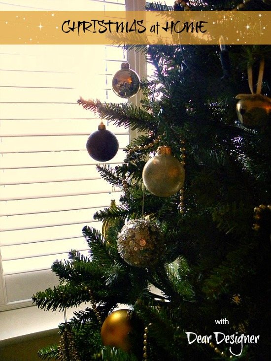 Christmas at Home with Dear Designer's Blog