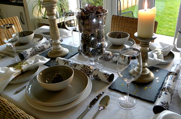 Festive Table Styling via Dear Designer's Blog [5]