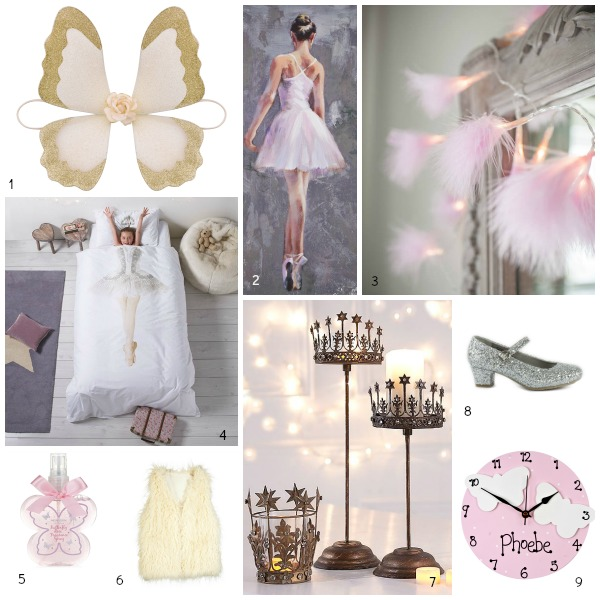 Gift Guide for the Little Princess