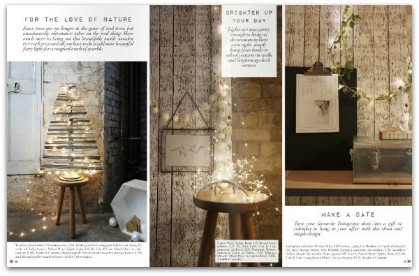 Heart Home mag - December 2014 - Christmas decorating