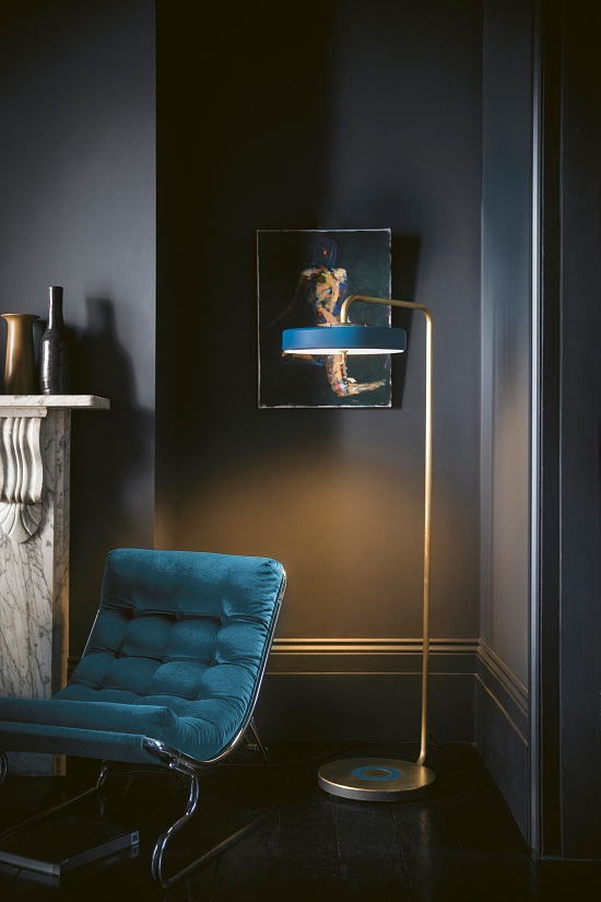 Bert Frank Revolve Floor Lamp £1206.00