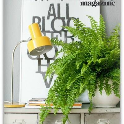 Heart Home magazine January 2015