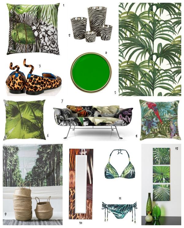 Jungle Fever via Dear Designer's Blog