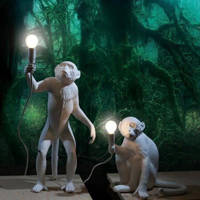 Monkey Lamp - Seletti