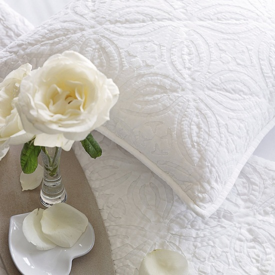 bedding via the white company
