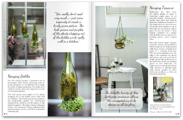Indoor Gardening - Heart Home mag February 2015
