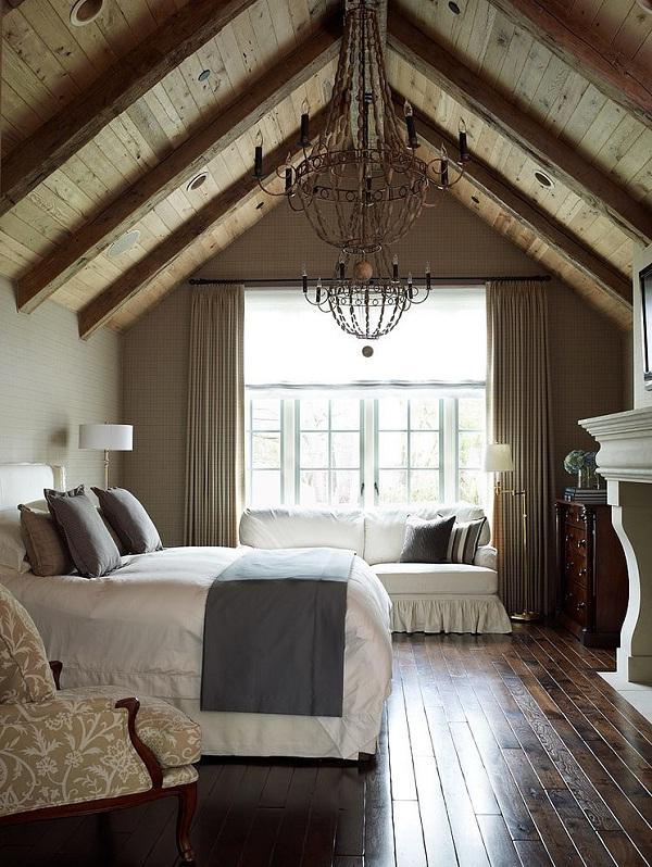 Stunning Wooden Floor Via Home Adore
