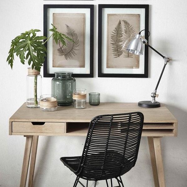 Design Vintage Oak Desk SS15