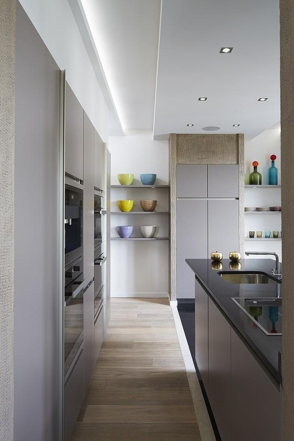 Stephanie Coutas - Parisian Apartment via Heart Home mag