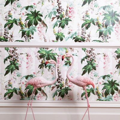 House Of Hackney_Castanea_Flamingo
