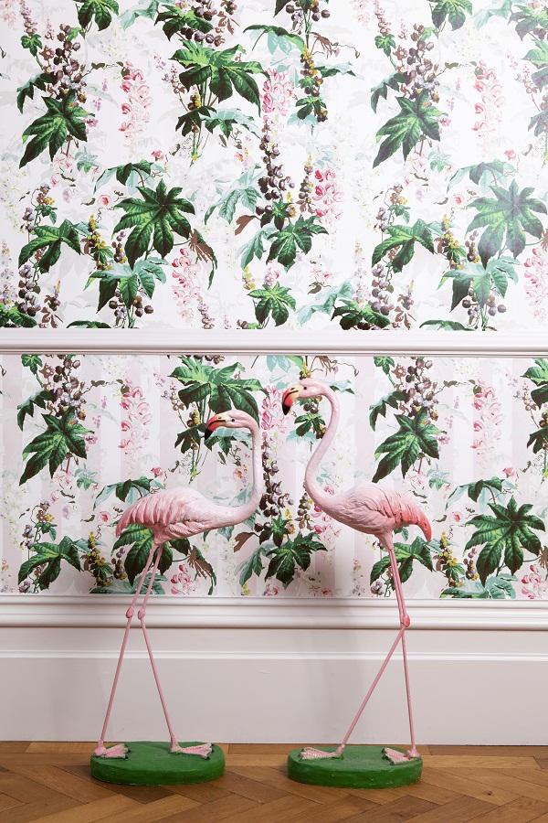 House Of Hackney_Castanea_Flamingo