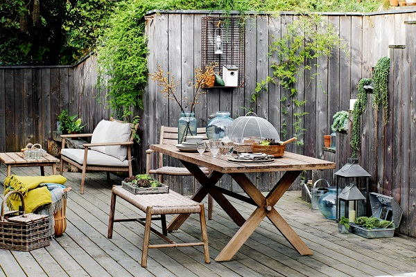 John Lewis Islay outdoor lounging chair  250  Islay bench  200  Islay 6. Outdoor Living Inspiration from John Lewis   Dear Designer