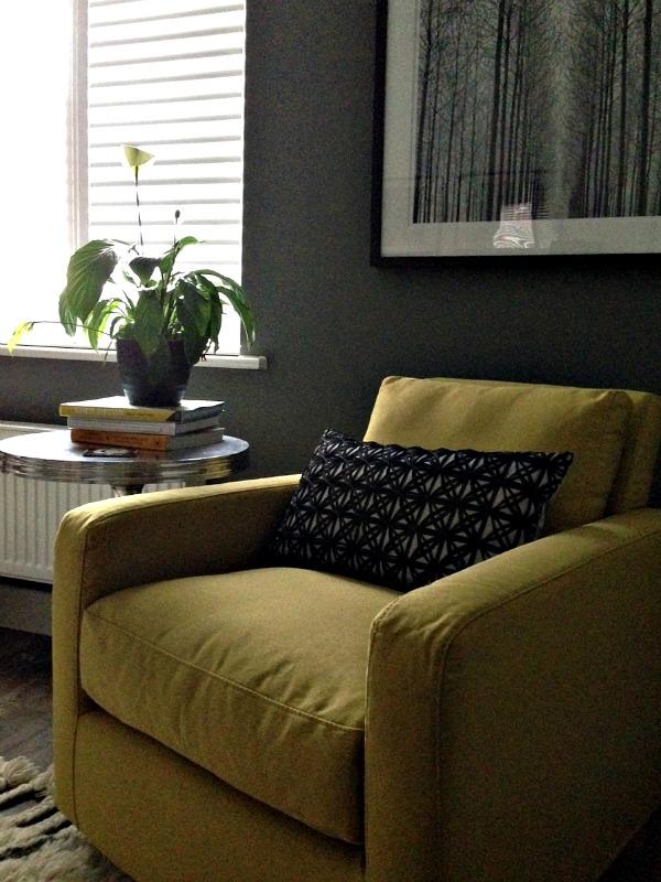 Dear Designer's Blog - Living Room - Habitat Armchair 3