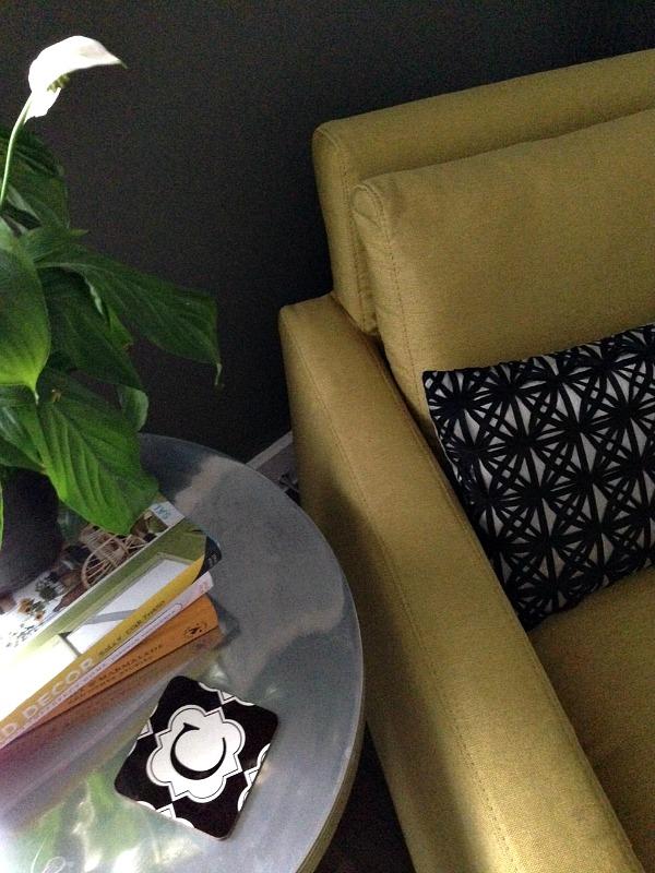 Dear Designer's Blog - Living Room - Habitat Armchair 4