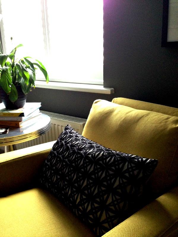 Dear Designer's Blog - Living Room - Habitat Armchair 5