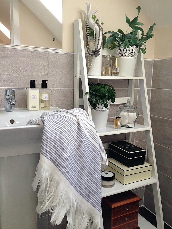 Dear Designer's Blog - Master Ensuite - Towels from Soak and Sleep