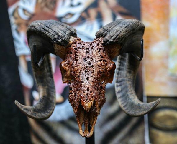 Skull Bliss [3]