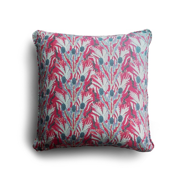 sofa.com Design Lab Charlotte Beevor Cushion in Jungle £59