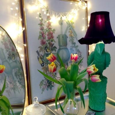 Dear Designer's Blog - Light Up My Bedroom