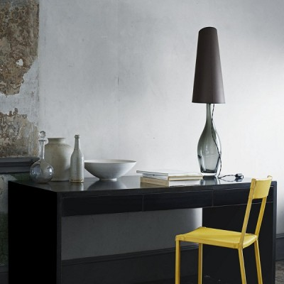Panther Desk Lupin table lamp and quince sable (1)