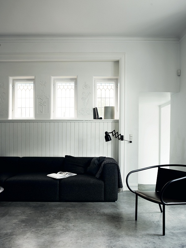 Monochrome Home by Hilary Robertson, photography by Pia Ulin, published by Ryland Peters & Small (3)