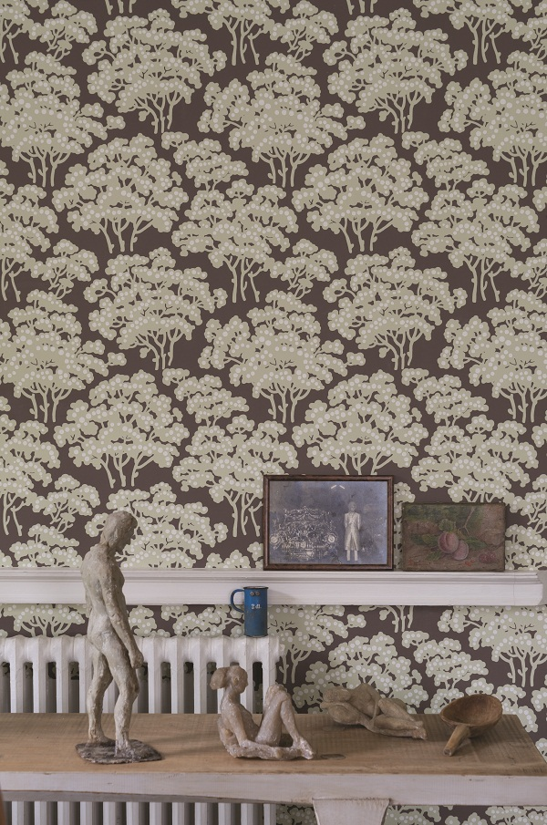 Farrow and Ball Hornbeam Wallpaper (2)