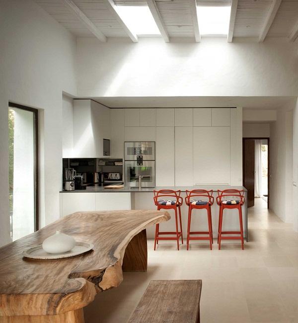 TG Studio, Ibiza House - kitchen