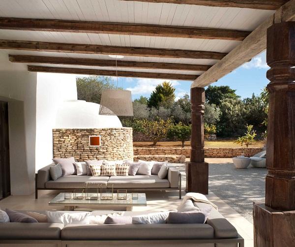 TG Studio, Ibiza House - terrace
