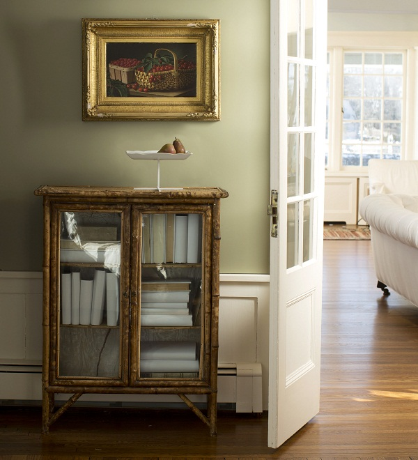 Benjamin Moore-Cabinet_Wall_Thicket (AF-405)