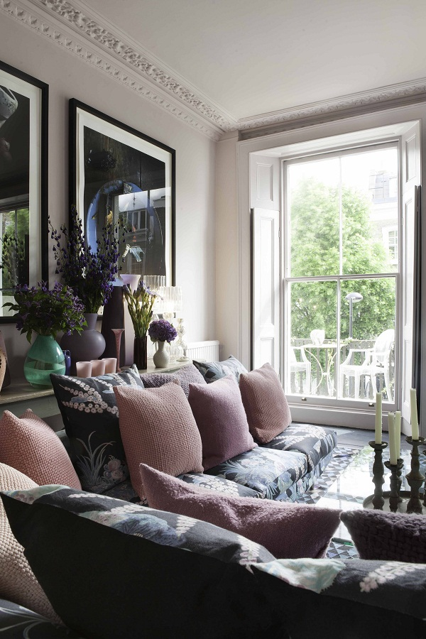 The London Home of Florist Nikki Tibbles currently for sale via Domus Nova (10)