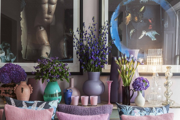The London Home of Florist Nikki Tibbles currently for sale via Domus Nova (4)