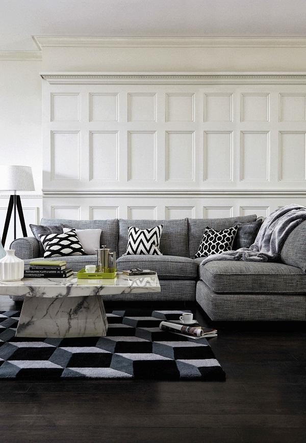 Furniture Village Boardwalk 10 essentials for cosy nights in | dear designer